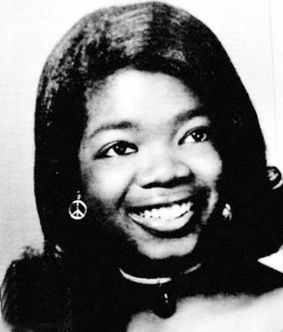 Oprah WinfreyOprah Winfrey As A Young Adult