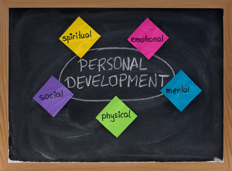 Personal development bucket list