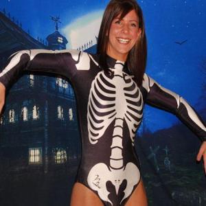 funny bones bodice